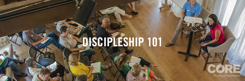 SNELLVILLE: Discipleship 101 (Wednesday evening)